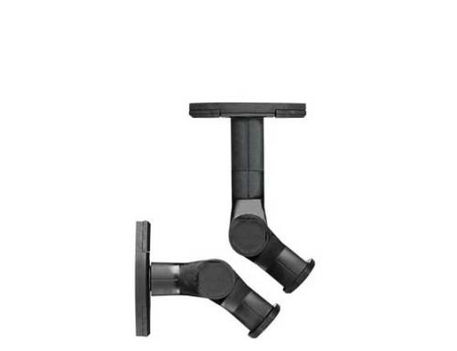 Sanus WSM3 Black Speaker Mounts (Pair)