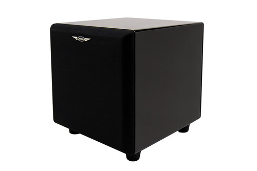 Earthquake Sound MiniMe-P8-V2 Subwoofer Ultra Compact Subwoofer with Ultra Powerful Class D Amplfication