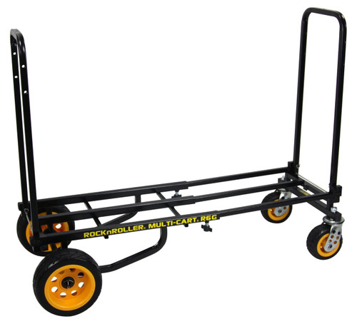 "RocknRoller MultiCart R6G ""Mini Ground Glider"" Handtruck with 500lb Capacity"