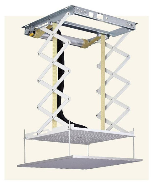 Sapphire SAPPL04 Projector Lift For Small Ceiling Voids 25kg Weight