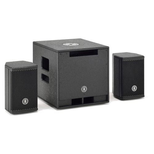 ANT BHS-800 Compact 2.1 PA system ULTRA COMPACT 2.1 800W System