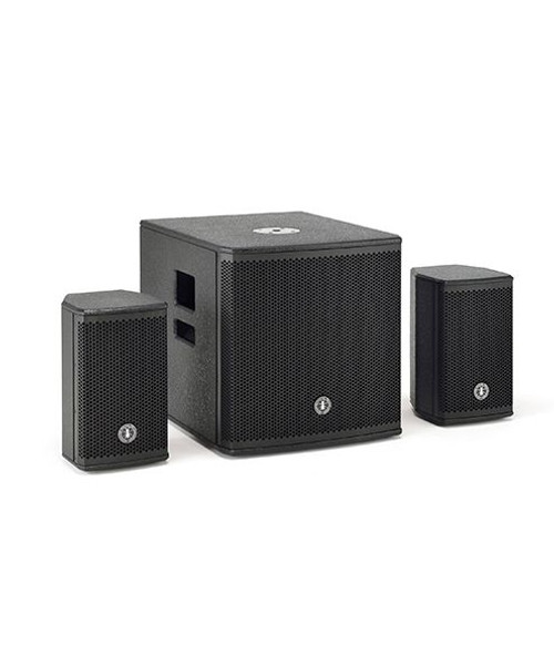 ANT BHS-1800 Compact 2.1 PA system ULTRA COMPACT 2.1 1800W System