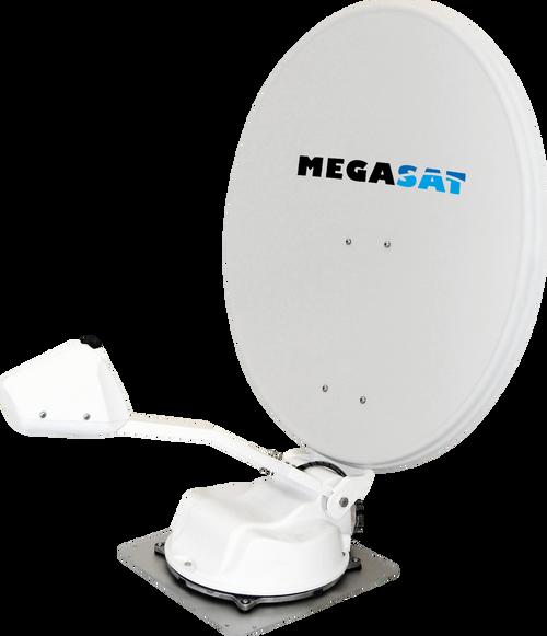 Megasat Caravanman 85cm Professional Caravan/Motorhome Satellite Dish Twin LNB
