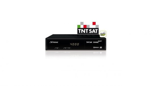 TNT SAT HD Official French Digital TV Receiver and Card Valid 4 Years