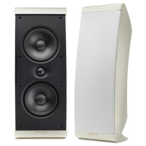 1 x Polk Audio OWM5 Multi-Purpose Home Cinema Or Music Speaker in Black or White