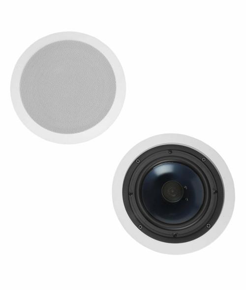 "Polk Audio RC80i 8"" High Performance 100W In Ceiling Speaker"