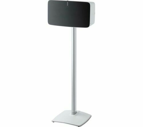 1 x SANUS WSS51 Black or White Stand Designed for SONOS PLAY 5 Speakers
