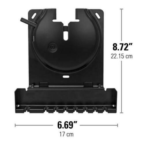 Sanus WSSCAM-B2 Wall Mounting For Sonos® Amp Behind TV Bracket Slim Design