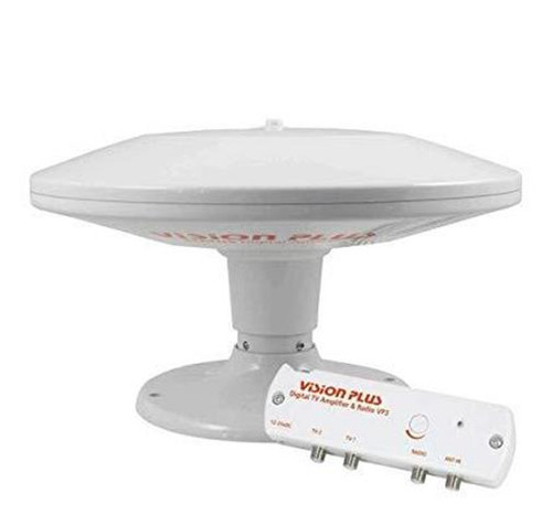 Vision Plus STATUS 350 Freeview Antenna Aerial For Motorhomes Caravans & Boats