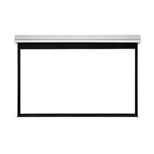 7, 8 or 9ft Grandview Cyber In-Ceiling Electric 16:9 Projector Screen & Trap Door