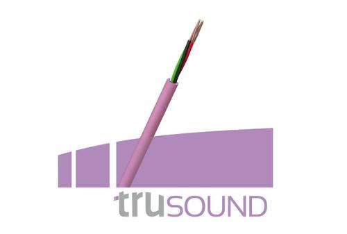 Tru Sound 16/4 OFC LSZH Pro Grade Custom Install Speaker Cable 100m