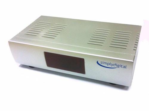 Simply Digital Scart To RF Modulator UHF 21-69 Channels