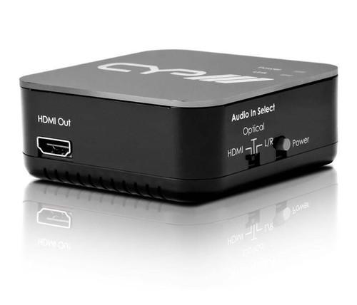 CYP AU-11CA HDMI Audio Embedder Embed Audio Into HDMI 24bit 1080p 10m