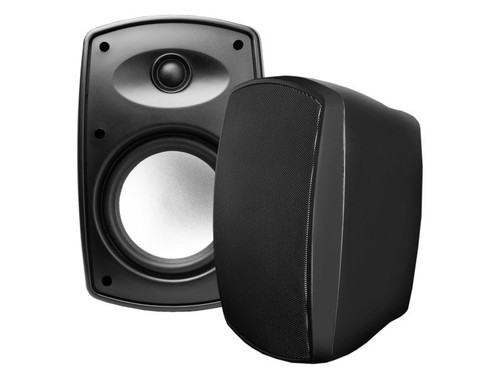 Pair of Optimal Performance OSD® 150w All Weather Outdoor Black or White 150w Speakers