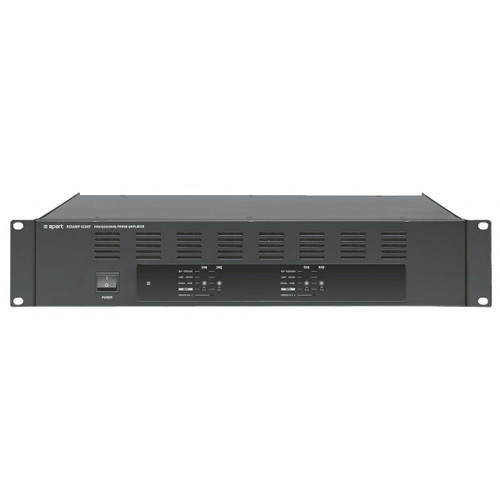 Apart REVAMP4240T Professional 4 Channel Power Amplifier 4 x 240 Watts