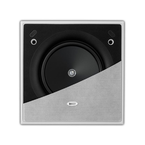 Kef Ci130.2CS 130mm Square Speaker, Each