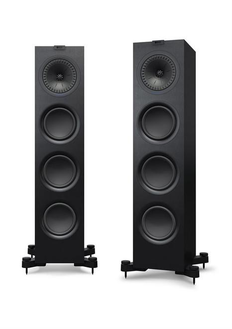 KEF Q750(P) Floorstand Speaker Pair Satin Black or White