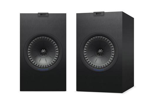 KEF Q350 (P) Bookshelf Speaker Pair Satin Black or White