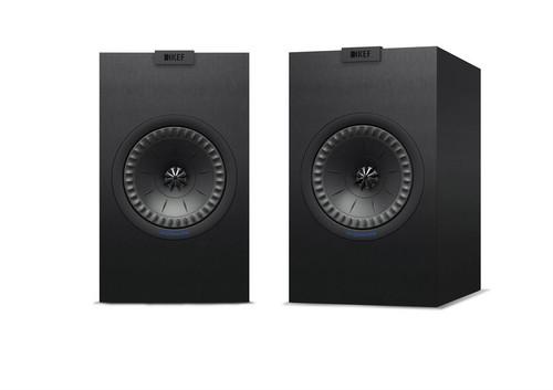 KEF Q150 (P) Bookshelf Speaker Pair Satin Black or White
