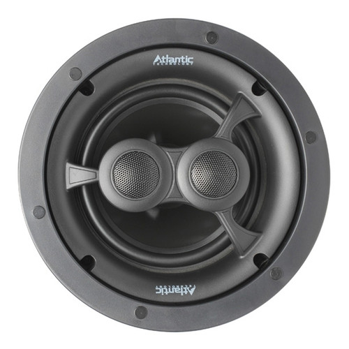 "Atlantic Technology IC-6 OBA 6.5"" 140w In-Ceiling 'Object Based Audio' Speaker"
