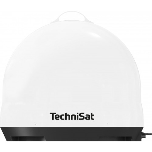 TechniSat SKYRIDER Portable DOME Camping Satellite Dish With A Single LNB