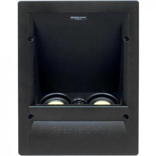 SpeakerCraft ATX 100 Dolby Atmos Enabled Height In Wall Speaker (Each)