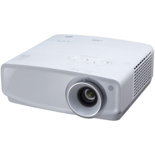 JVC LX-UH1 4K HDR DLP Projector - Black or White