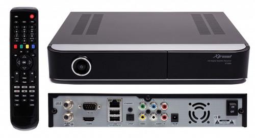 Xtrend ET5000 High Definition Satellite Receiver USB PVR Ready