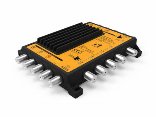 Inverto 5 x 4 Way dSCR Multiswitch For Use With Sky Q