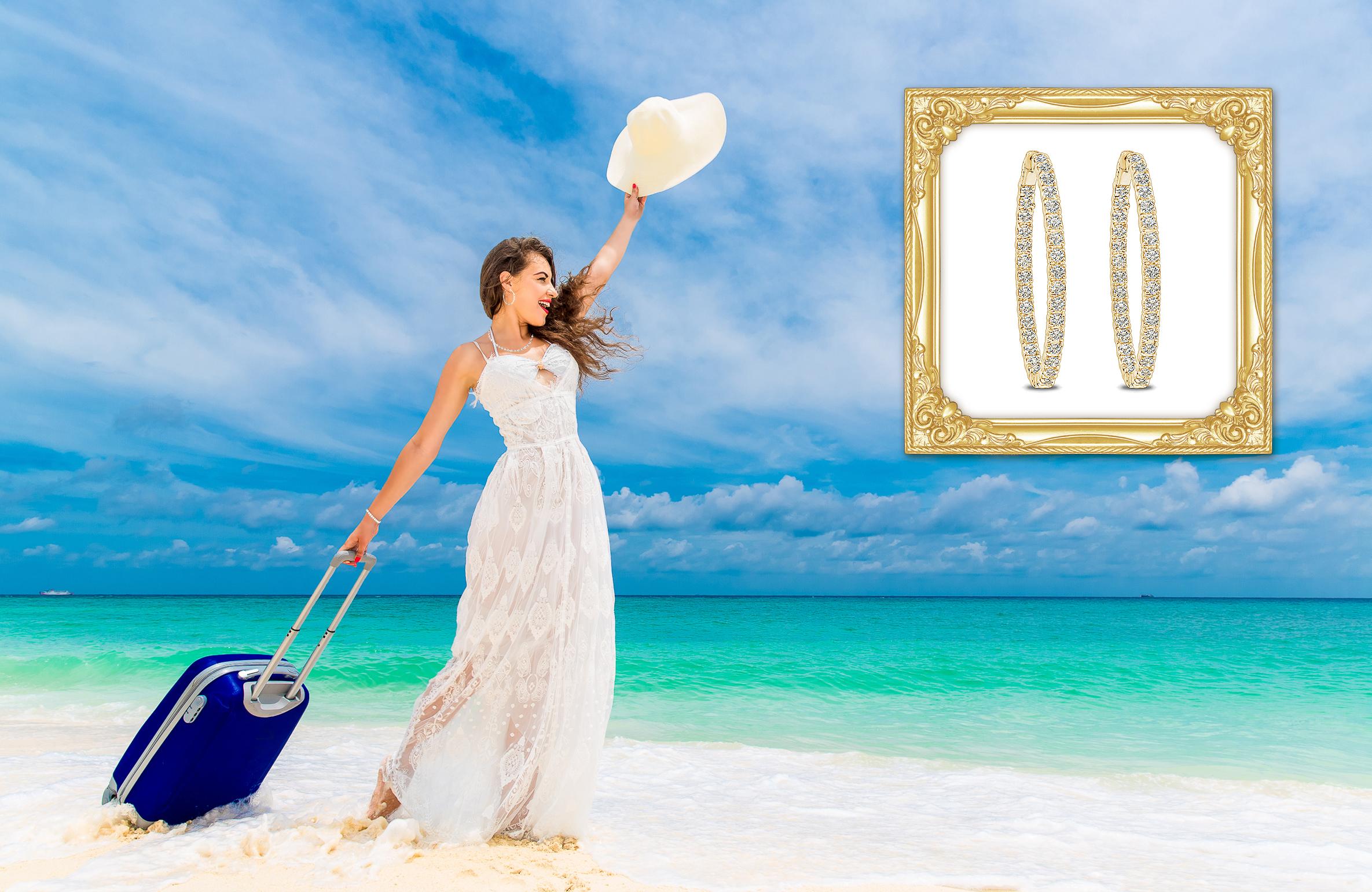 Mystique of Palm Beach | Diamond Quality Cubic Zirconia Jewelry
