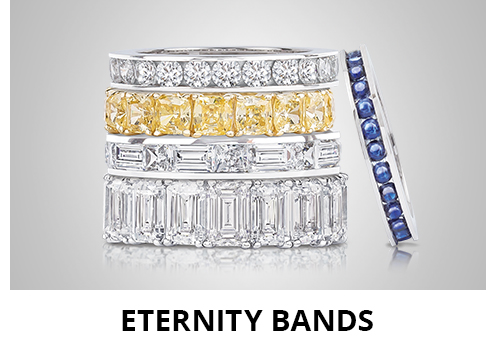 Mystique Eternity Bands