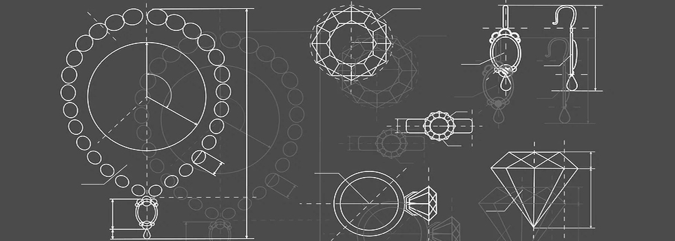 Custom Cubic Zirconia Designs by Mystique of Palm Beach