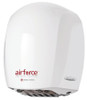 Airforce J-974 White Aluminum Hand Dryer from World Dryer