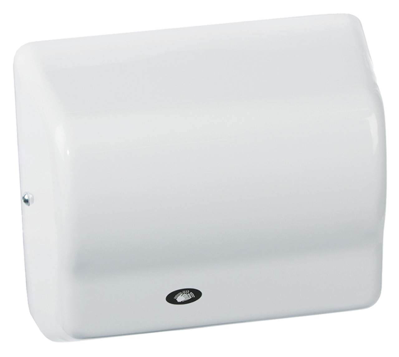 American Global GX1 ABS White Hand Dryer