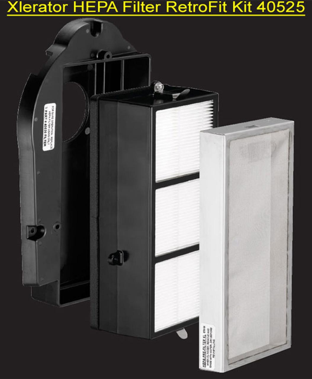Xlerator Hand Dryer HEPA Filter Kit 40525 on