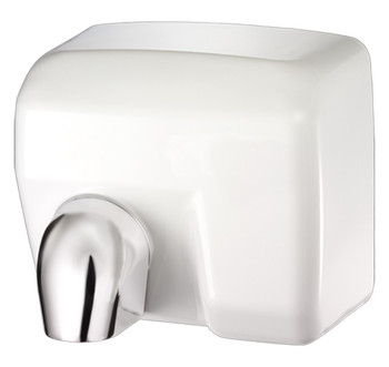 Palmer Fixture Conventional Series HD901 White Steel Automatic Hand Dryer - HD0901-17 - Surface Mounted, 110/120V - a great Restroom Hand Dryer!