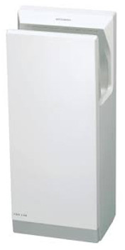 White Mitsubishi Jet Towel JT-SB116JH-W-NA Hand Dryer