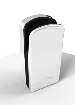 Veltia Snow White Automatic hand dryer
