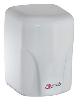 Turbo-Dri 0197 hand dryer in white by ASI