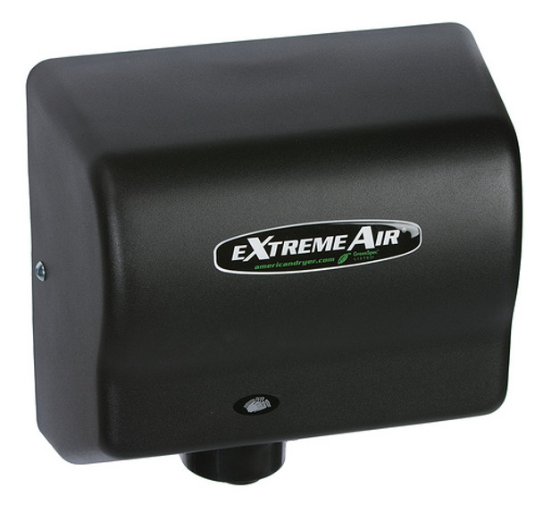 American Dryer EXTREMEAIR EXT7-BG Steel Black Graphite restroom hand dryer