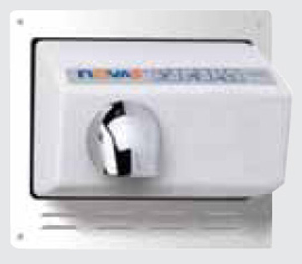 World Dryer Nova 5 Optional Recess Kit for the Nova 5 Hand Dryers - 37-058500 - White Trim