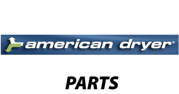 American Dryer - Parts - Motor - GX217 - 230V, 50/60Hz