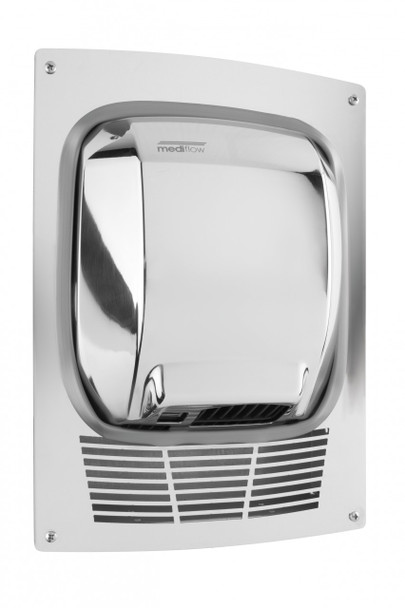 MEDIFLOW Series KT0010C Stainless Steel Bright Recss Kit for Mediflow Hand Dryer from Saniflow