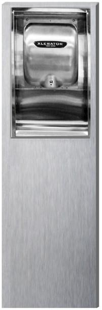 XChanger Combo Kit #40575: Includes ADA Recess Kit #40502 and XChanger Standard Height #40550 (Xlerator hand dryer not included)