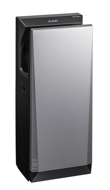 The New Slim Mitsubishi Jet Towel JT-SB-116JH2-S-NA High-Speed Hand Dryer.