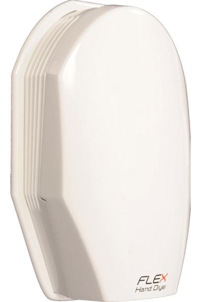 Flex White Touchless Hand Dryer