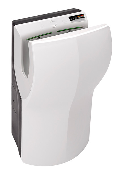 White M14A-UL Dualflow Plus high speed hand dryer by Saniflow Corporation