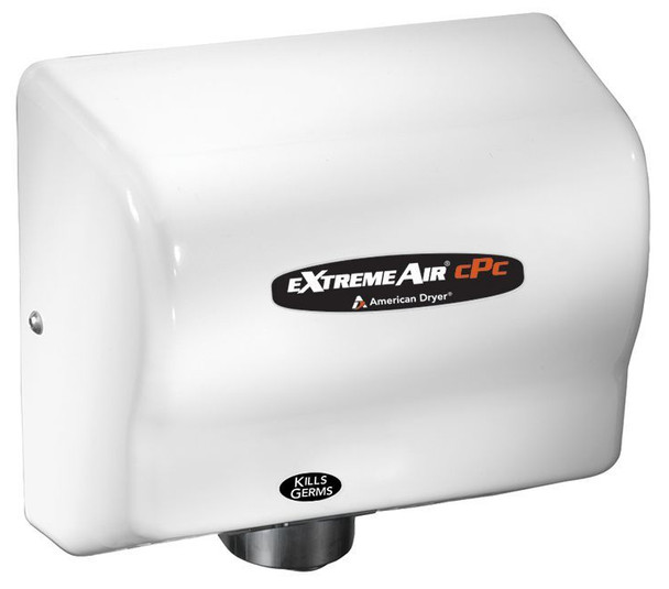 ExtremeAir CPC9 Hand Dryer from American Dryer with Cold Plasma Clean hygienic technology