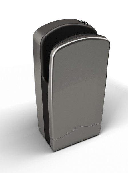 Veltia Hand Dryer with Aluminum Mate Color
