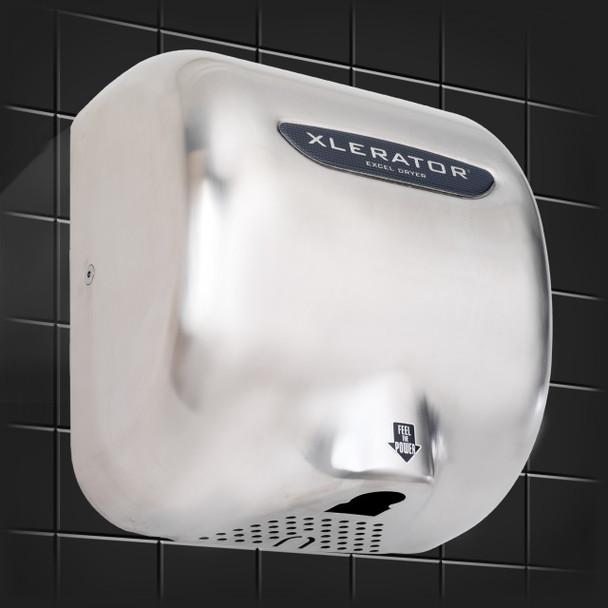 Xlerator hand dryers XL-SB from Excel Dryer